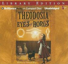 Theodosia and the Eyes of HorusCD)LibUnabr.)