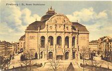 Freiburg i.B., Neues Stadttheater, um 1910/20