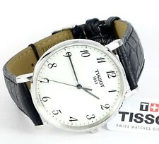 Tissot T-Classic T1094101603200 Men's 38 mm Watch Silver/White Dial - NEW