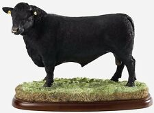 BFA Studio Aberdeen Angus Bull Ornament Farming Today (A26896) NEW