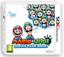 Mario & Luigi: Dream Team Bros. 3DS - totalmente in italiano