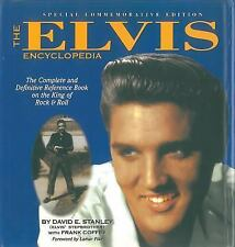 Elvis Encyclopedia Commemorative Edition MUSIC REFERENCE BOOK 300 RARE PHOTOS