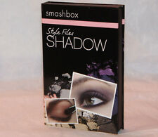 Smashbox Style Files eye shadow eyeshadow palette 8 assorted colors