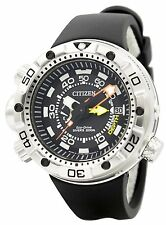 Citizen Promaster Aqualand Eco-Drive Divers BN2021-03E Mens Watch