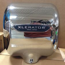 Discounted XLERATOR XL-C Chrome (110V/120V) by Excel; Minor Cover Scratches