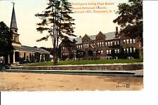 Tarrytown, NY   Washington Irving High School  @ 1907-10