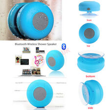 Waterproof Wireless Bluetooth Speaker - Car Shower Bathroom - Speaker Stereo