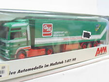 AWM 7141.01 MAN Koffersattelzug GM Möbeltransport OVP (G3191)