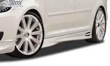 """RDX Seitenschweller VW Touran 1T 1T1 1T2 1T3 Schweller """"GT4"""" Set Spoiler"""
