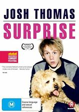 Josh Thomas - Surprise : Warehouse Comedy Festival (DVD, 2011) New & Sealed