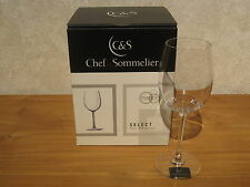 MIKASA CHEF & SOMMELIER *NEW* SELECT  Verre à pied 24cl H.18,5cm Glasses