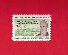1962  #  397ii ** VFNH  CANADA HIBRITE  STAMP  RED RIVER STTLEMENT