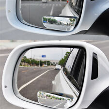 2 Auto 360° Wide Angle Convex Rear Side View Blind Spot Mirror for Universal Car