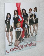 AOA Ace of Angels 2015 Taiwan Ltd CD+Card+2016 Calendar (Japanese Language)