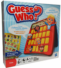 Guess Who Game By Hasbro