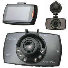 "HD 2.7"" LCD 1080P Car DVR Vehicle Camera Video Recorder Dash Cam Night Vision WT"