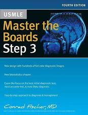Master the Boards USMLE Step 3 Fourth Edition by Conrad Fischer