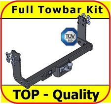 Towbar Mercedes Sprinter Twin Wheel Cab Chassis 1995 to 2006 Trailer Tow Hitch