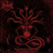 Hellvetron: Death Scroll Of Seven Hells And Its Infernal Majesties Import Audio