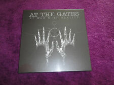 AT THE GATES AT WAR WITH REALITY 10''2LP BOX SET LTD 1000 carcass opeth death