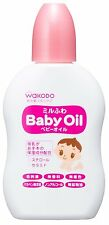 WAKODO Baby Oil 50ml from Japan free shipping