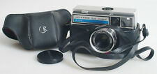 126 FILM POINT AND SHOOT VINTAGE CAMERA WITH ORIGINAL CASE/STRAP FOR DISPLAY