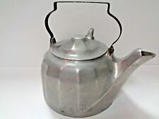 Vintage Wagner Ware Sidney-O- Colonial Tea Kettle, 5 Qts. Numbered 107K