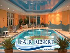 3TAGE ENTSPANNUNG & RELAXEN, WELLNESS ALL INCLUSIVE KURZURLAUB IM RESORT HOTEL