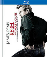 Rebel Without a Cause (Blu-ray Disc, 2013, )with book  James Dean  Natalie Wood