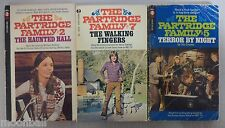 RARE! 3 Different SIX MILLION DOLLAR MAN & BIONIC WOMAN Paperbacks 1970's