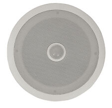 E-Audio Home Shop High Powered Round 8''180W Directable Tweeter Ceiling Speaker