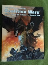 Coalition Wars Rifts Siege on Tolkeen Palladium Books USED Chapter One paperback