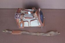 Sherpa 66237 Amelia Pet Dog Cat Carrier Medium Tan with Sand Trim Storage VIP
