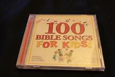 CD 100 Bible Songs for Kids (RC)
