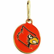 NEW! Louisville Cardinals U Can Zip It Bag, Luggage, Jacket, Purse Zipper Pull