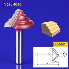 1pcs 6*26mm Chest/Door Engraving Machine Milling Knife Wood Cutter Router bits