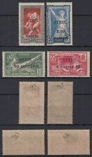 Syrie syria 1924 */MLH mi.227/30 Jeux Olympiques Olympic Games [st1013]