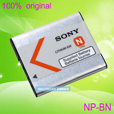 New Genuine Original Sony NP-BN Battery for DSC-TX55 TX66 TX200 TX300 WX70 WX100