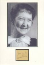 ESMA CANNON (CARRY ON) SIGNED AUTOGRAPH