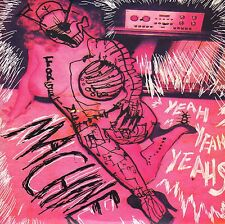 "Yeah Yeah Yeahs MACHINE New Sealed PINK COLORED VINYL 10"" EP"