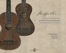 Stauffer & Co. - The Viennese Guitar of the 19th Century  ECO. SHIPPING INCLUDED