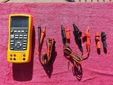 FLUKE 724 *MINT!* TEMPERATURE CALIBRATOR!  COSTS $2199.99 NEW!