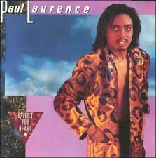 Haven't You Heard [Expanded] Paul Laurence (CD, 2011, EMI Funky Town) SEALED NEW