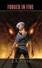Forged in Fire (Sarah Jane Beauhall)-ExLibrary