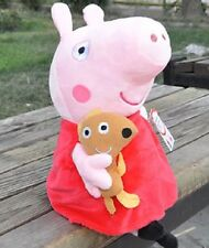 New Peppa Pig Stuffed Animal Plush Doll Toy 19 cm/ 7.5 in US Seller