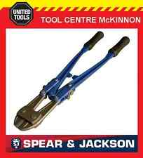 """ECLIPSE BY SPEAR & JACKSON – 24"""" SOLID FORGED BOLT CUTTER – 7.9mm CAPACITY"""
