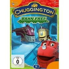 CHUGGINGTON VOL.11: BAHN FREI! -  DVD NEUWARE (REGIE: SARAH BALL)