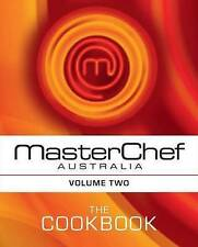 MasterChef Australia: The Cookbook (Volume 2) by HarperCollins Publishers (Austr