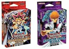 YuGiOh 2 Starter Decks Set: 1 Yugi + 1 Kaiba Reloaded 1st  New Sealed