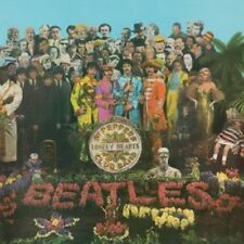 The Beatles - Sgt Pepper's Lonely Hearts Club Band - New 180g Vinyl LP - Stereo